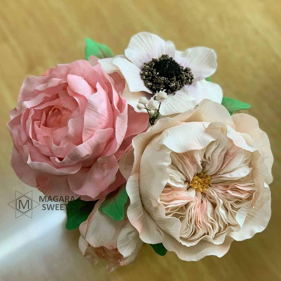 Art Of Edible Flowers Workshop