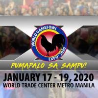 World Gamefowl Expo 2020