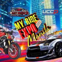 My Ride Expo Manila 2020
