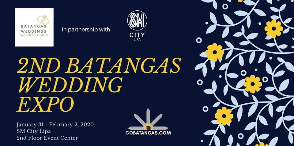2nd Batangas Wedding Expo