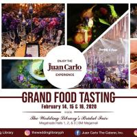 Juan Carlo the Caterer's Grand Food Tasting Experience
