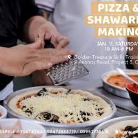 PIZZA AND SHAWARMA MAKING SEMINAR