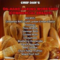 CHEF DAN'S Baking Workshop
