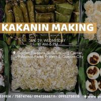 Native Filipino Delicacies Making