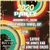 2020 PARTY AT MATCHBOX YARD