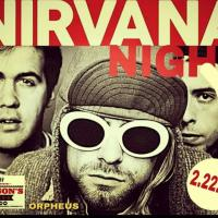 NIRVANA NIGHT AT JERSON'S BAR B-Q