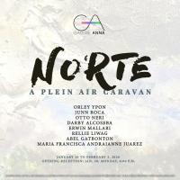 NORTE: A Plein Air Caravan