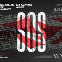 SOS AT XX XX