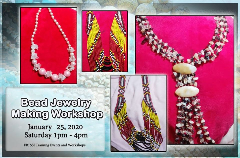 Bead Jewelry Making Workshop