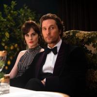 """Downton Abbey's Michelle Dockery Joins Gangsters In """"The Gentlemen"""""""