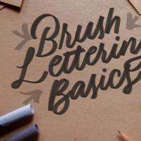 Brush Lettering Basics