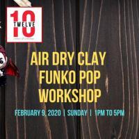 Air Dry Clay Funko Pop