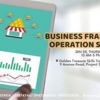 Business Franchising Operation seminar