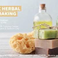 Organic Herbal Soap Making Seminar (Bath Soap)