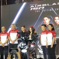 Honda Philippines Launches The All-New Airblade150 with Coco Martin and Yassi Pressman