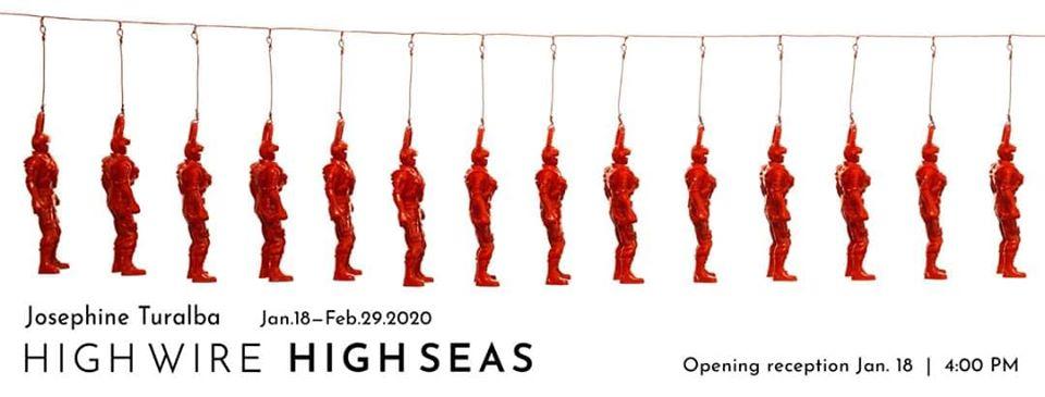 HIGH WIRE HIGH SEAS