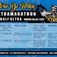 Monasterio De Tarlac Ultramarathon 2020