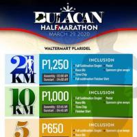 Bulacan Half Marathon 2020