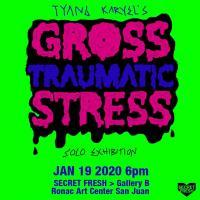 GROSS TRAUMATIC STRESS
