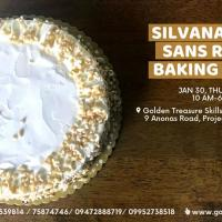 Silvanas and Sans Rival Baking Class