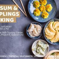 Dim Sum and Dumplings Making - Weekend