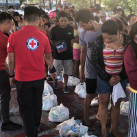 RedDoorz Reaches Out to Red Cross, World Vision to Aid Taal Eruption Victims