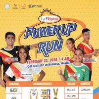 La Filipina Power Up Run