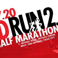 Red Run 2.0 Half Marathon