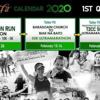 Barasoain 2 Biak-na-Bato 55K Ultramarathon