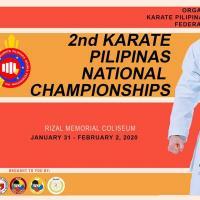 2nd National Children's, Cadets, Juniors & Seniors Championship