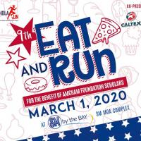 9th AmCham Foundation ScholaRUN - Eat & Run