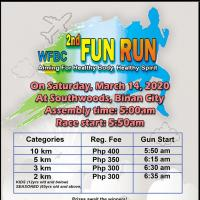 WFBC 2nd Fun Run