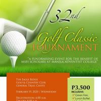 32nd Golf Classic Tournament
