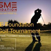 1st PSME Foundation Charity Golf Tournament