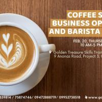 Coffee Shop Business Operation and Barista Training - Weekday