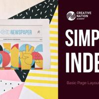 Simplified InDesign: Page Layout and Interactive Documents