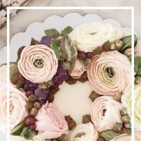 NEW! Buttercream Flower Piping