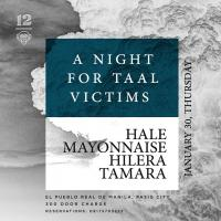 A NIGHT FOR TAAL VICTIMS AT 12 MONKEYS MUSIC HALL & PUB