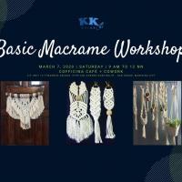 Basic Macrame Workshop