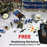 Free Weathering Workshop verDC23