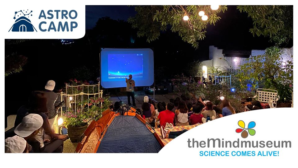 Astro Camp: Starry, Starry Night - Love & the Cosmos