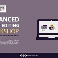 Advance Video Editing Workshop