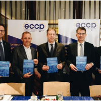Philippines' Economic Development presented in ECCP's Doing Business in the Philippines 2020 Investors Guide Booklet Press Launch