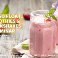 Mango Float, Smoothies & Freakshakes seminar set