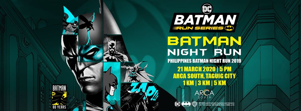 Batman Night Run Philippines