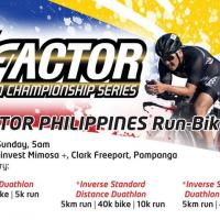 Tri Factor Run-Bike-Run Philippines