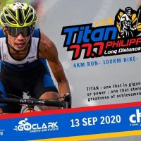 Titan 77.7 Long Distance Duathlon