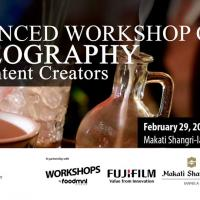Advanced Workshop on Videography for Content Creators