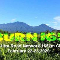 1Burn165 KM Challenge 2020