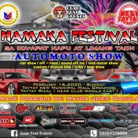 HAMAKA FESTIVAL AUTO MOTO SHOW